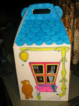 Build A Bear House Box